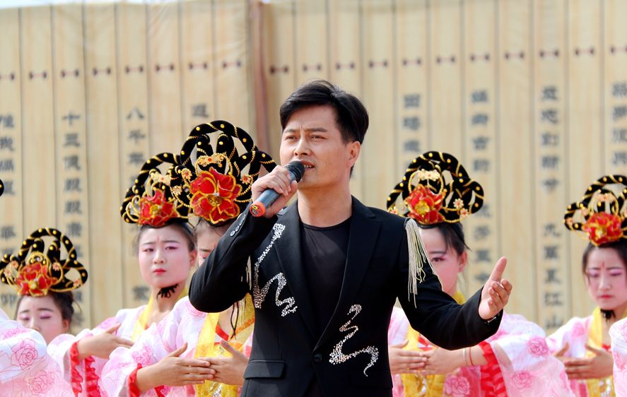 《娲皇颂》唱响了华夏儿女对先祖的敬仰和对故土的眷恋之情